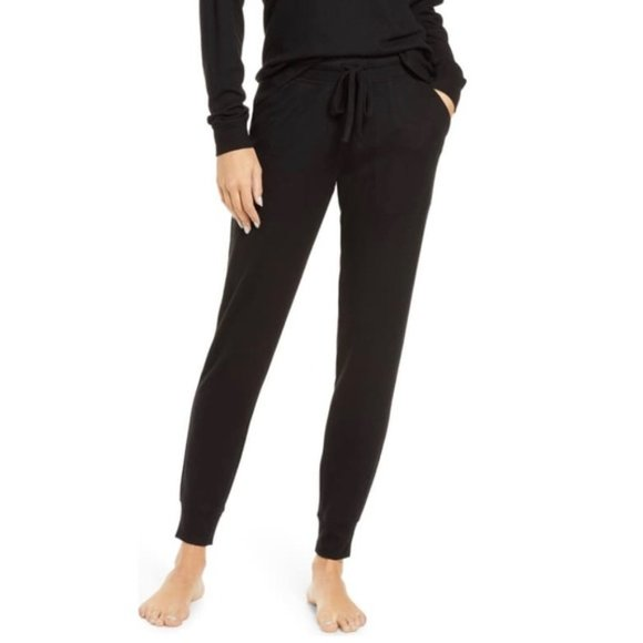 BP Black Comfy Jogger Pants Sweatpants Lounge NEW